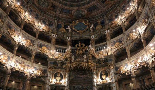 Das Markgräfliche Opernhaus in Bayreuth. Foto: Redaktion