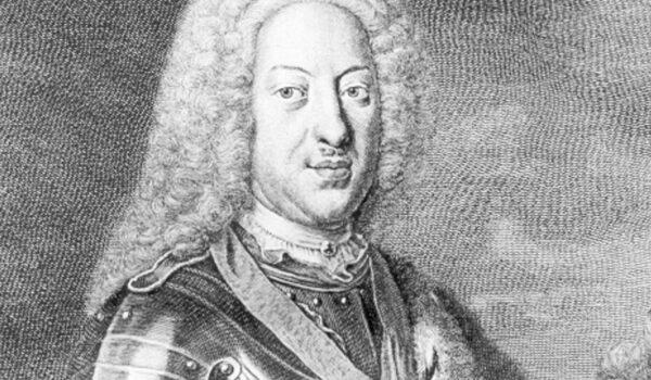 Der Bayreuther Markgraf Georg Wilhelm. Repro: Stephan Müller