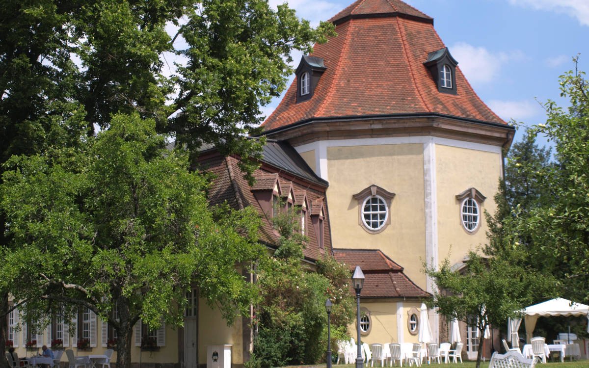 Schloss Thiergarten in Bayreuth. Foto: Stephan Müller