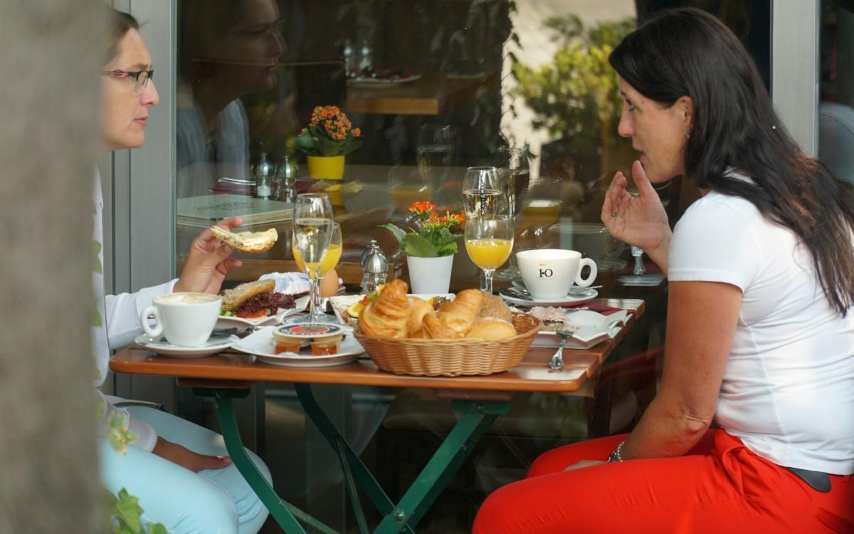 Die bt-Leser haben abgestimmt: Das beste Frühstück in Bayreuth gibt es im Café Florian. Foto: Raphael Weiß