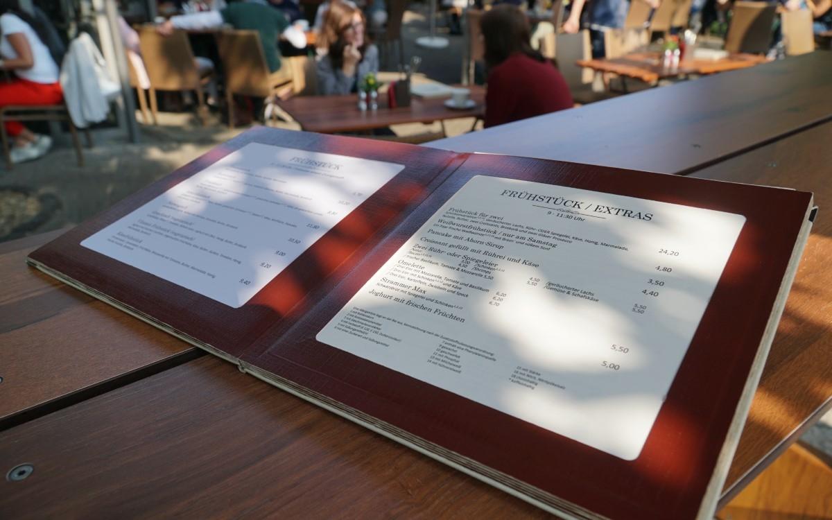 Die bt-Leser haben abgestimmt: Das beste Frühstück in Bayreuth gibt es im Café Florian