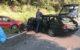 Unfall im Landkreis Bayreuth. Bei einem Zusammenstoß zweier Autos in Creußen starb ein 51-Jähriger. Foto: Raphael Weiß