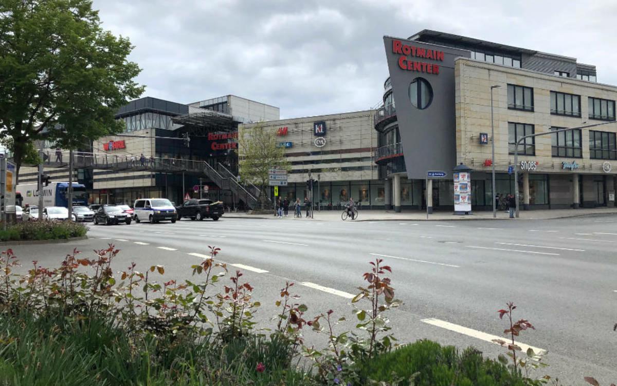 Das Rotmain-Center in Bayreuth kann wieder