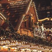 Als wenn es Corona nicht gäbe: So wird der Bayreuther Christkindlesmarkt