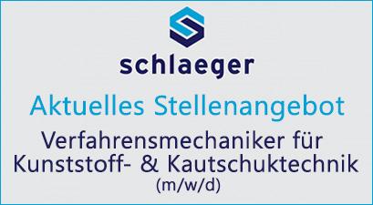 Stellenanzeige Schlaeger Bayreuth