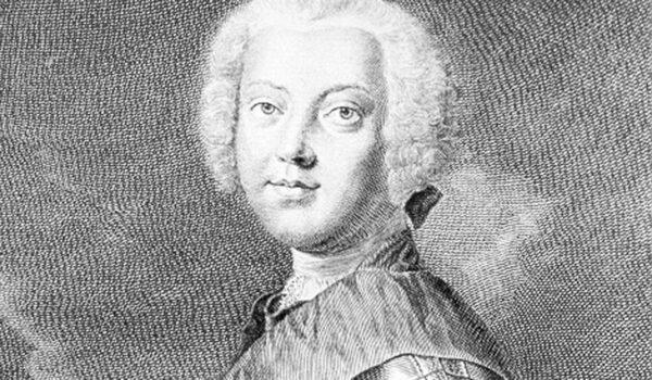 Markgraf Friedrich von Bayreuth. Repro: Stephan Müller