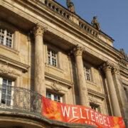 Das markgräfliche Opernhaus in Bayreuth. Das Residenzfestival wird abgesagt. Archivfoto: Stephan Müller