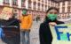 Fridays For Future Demonstration in Bayreuth. Foto: Christoph Wiedemann