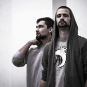 Bastian Meißner und Alexander Hermann haben in Bayreuth das Musiklabel Purple Mind Records gegründet. Foto: privat