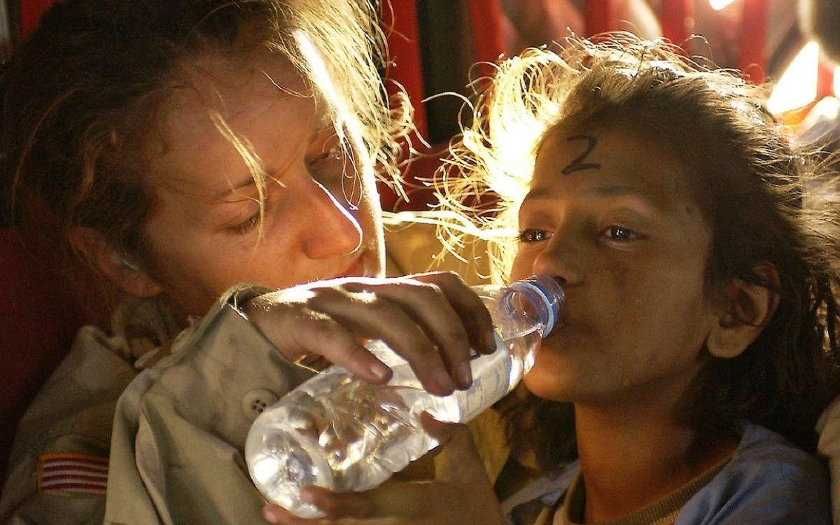 Bayreuth will nach dem Brand im Flüchtlingslager Moria bis zu 50 Flüchtlinge aufnehmen. Symbolfoto: Pixabay