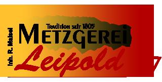 Logo Metzgerei Leipold