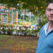 Der Bayreuther Manuel Ende macht am Wochenende spät nachts bis früh morgens nur selten ein Auge zu