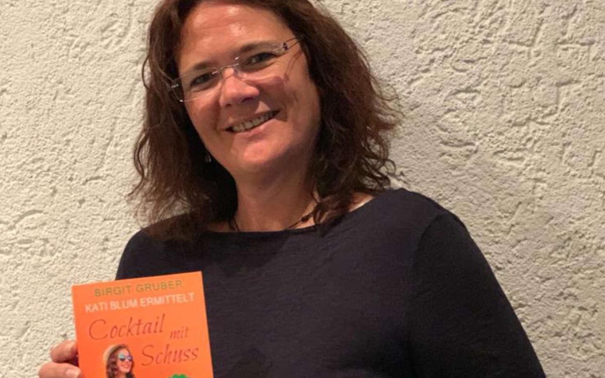 Birgit Gruber ist die Autorin der Bayreuth-Krimis mit der Hauptfigur Kati Blum. Foto: privat