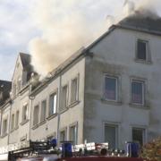 3-jähriges Kind stirbt bei Brand in Helmbrechts. Foto: News5/Fricke