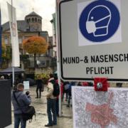 Update vom 1. November 2020: Knapp über 2.000 Corona-Neuinfektionen in Bayern. Symbolfoto: Raphael Weiß