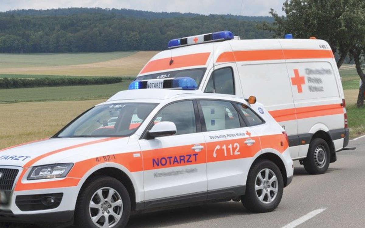 Unfall im Landkreis Bayreuth: Auf der A9 bei Trockau hat sich ein Transporter überschlagen. Symbolfoto: Pixabay