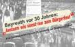 Online-Ausstellung Bayreuth vor 30 Jahren. Foto: Stadt Bayreuth