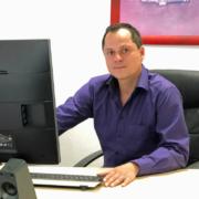 Christopher Schubert von Dr. Klein Baufinanzierung. Foto: Susanne Monz