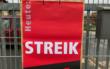 Am Dienstag (13.10.2020) streiken bundesweit Azubis im öffentlichen Dienst. Am Donnerstag (15.10.2020) kommt es in Bayreuth zu weiteren Streiks. Foto: Katharina Adler