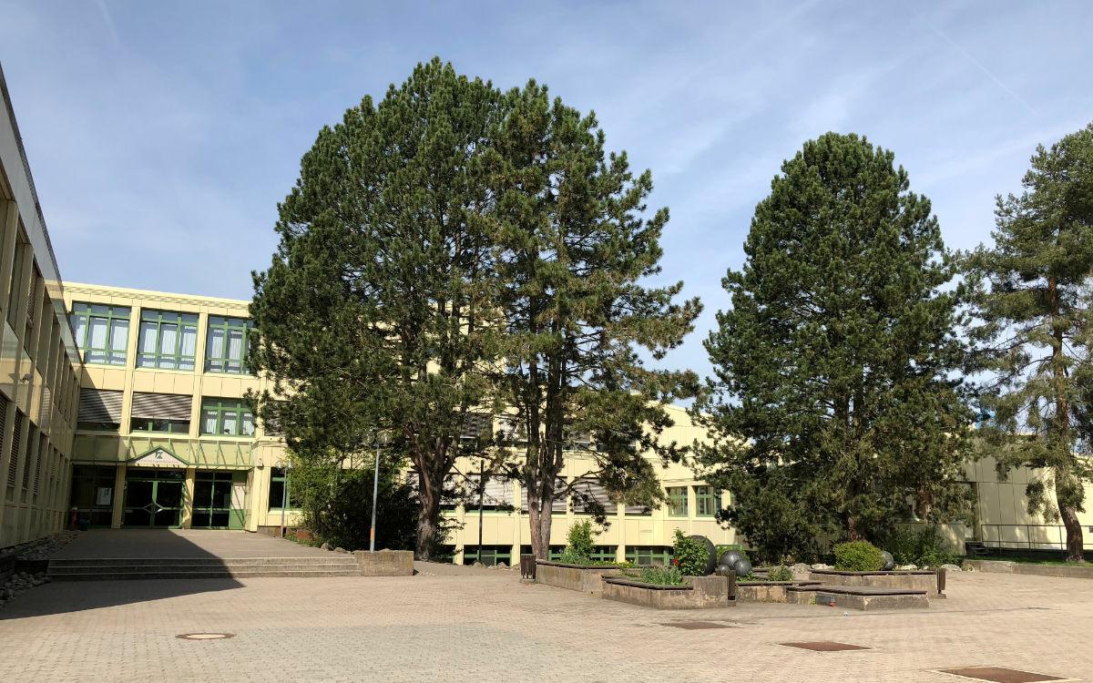 Die Johannis-Kepler-Realschule in Bayreuth. Foto: Archiv