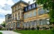 Das Schloss Fantaisie hat in der Wintersaison geschlossen. Foto: Neele Boderius