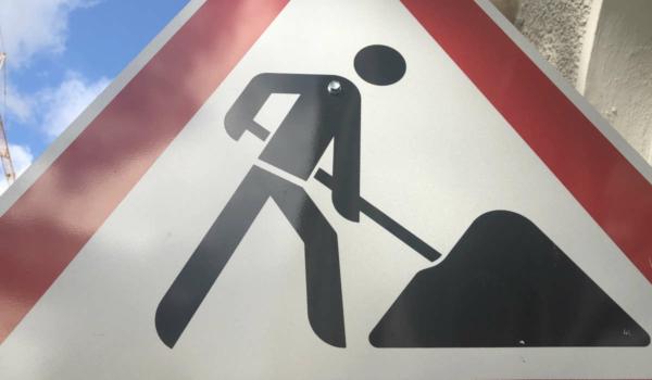 Auf der A9 zwischen Bayreuth und Kulmbach wird gebaut. Symbolfoto: Redaktion