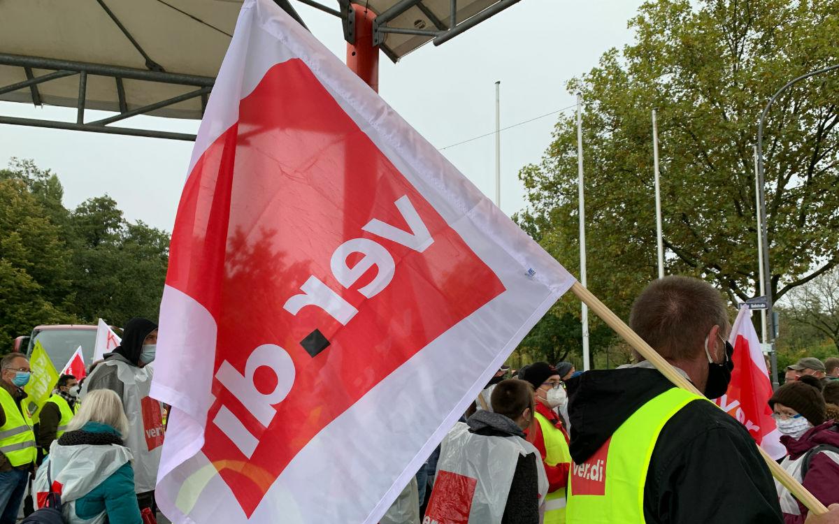 Am Montag wird in Bayreuth erneut gestreikt. Es wird keine Biomüllabfuhr geben. Archivfoto: Katharina Adler