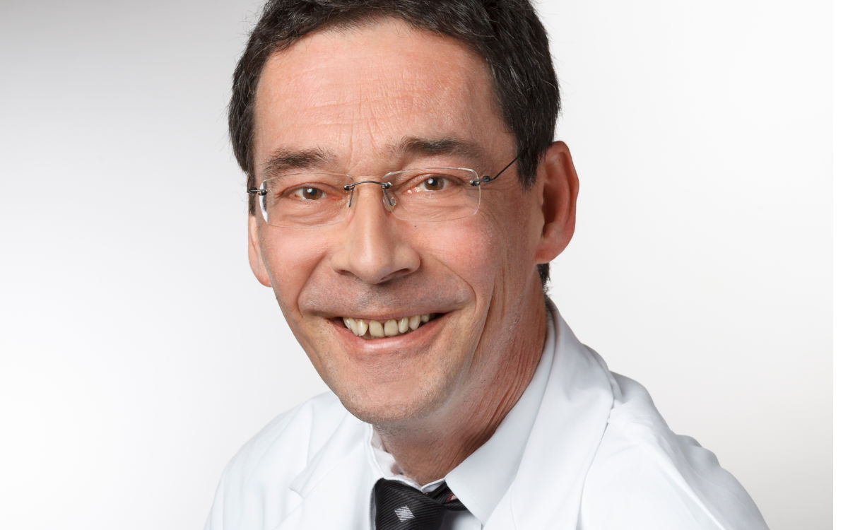 Prof. Dr. Thomas Rupprecht, Ärztlicher Direktor der Klinikum Bayreuth GmbH. Foto: Klinikum Bayreuth GmbH