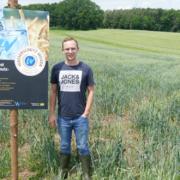 Christopher Schramm kämpft für den Schutz des Grundwassers. Foto: GeoTeam