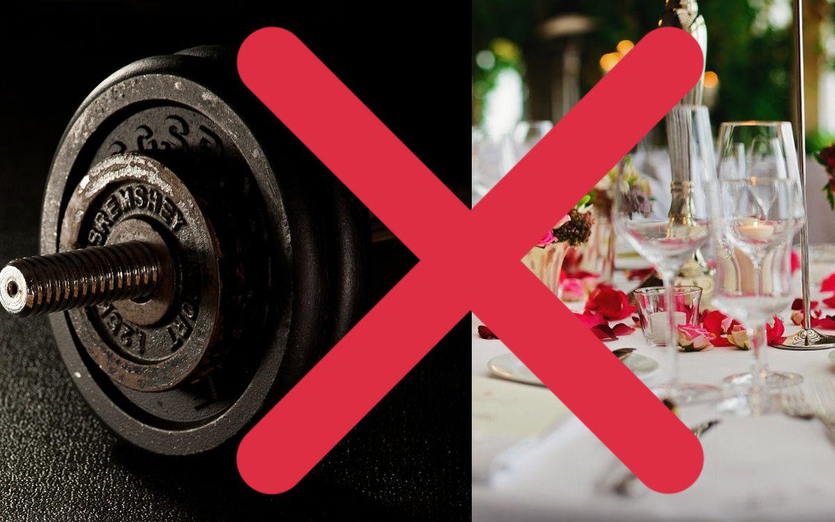 Viele Mitglieder verloren: Die Corona-Situation im Active Fitness-Club in Bayreuth. Symbolbild: pixabay (Montage)