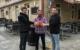 Neue Nachwuchsaktion des BBC Bayreuth. (v.l.n.r.: Julius Greißinger, Alexis Karypidis und Patrick Seidel). Foto: Susanne Monz