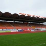 Im Hans-Walter-Wild-Stadion werden kurzfristig weitere 80.000 Euro für die Ertüchtigung benötigt. Archivfoto: Raphael Weiß