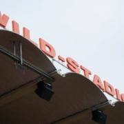 Das Hans-Walter-Wild-Stadion in Bayreuth soll für die 3. Fußball-Bundesliga fit gemacht werden. Wie genau? Damit hat sich der Bauausschuss auf seiner Sitzung am Dienstag (16.3.2021) beschäftigt. Foto: Raphael Weiß