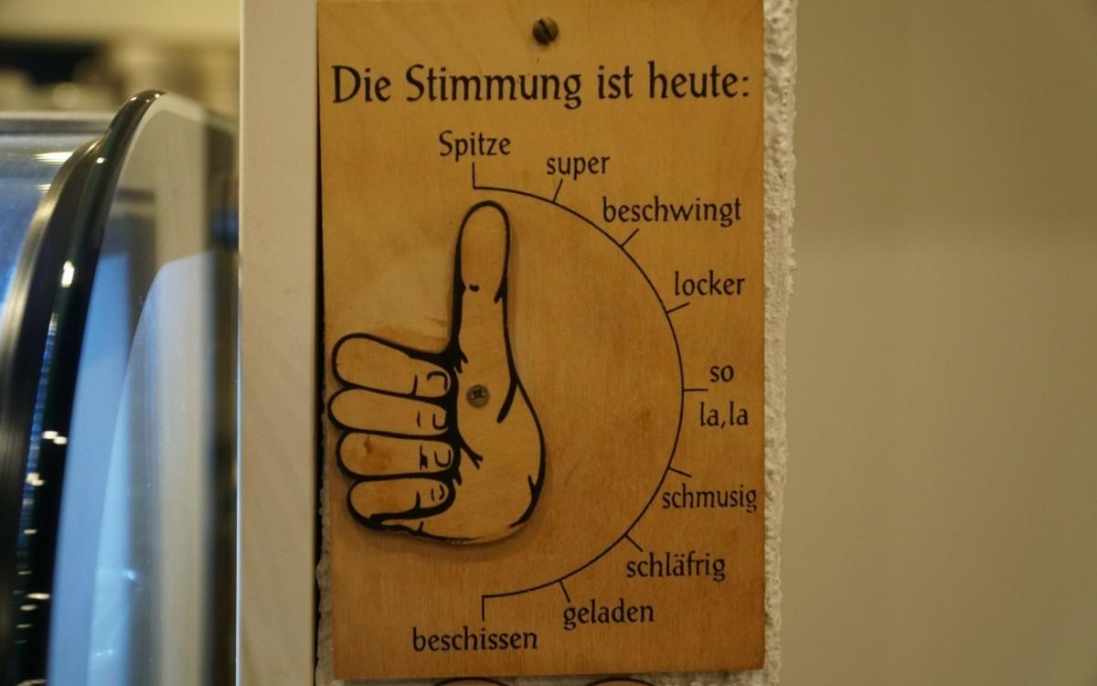 Die bt-Leser haben abgestimmt: Die beste Currywurst im Landkreis Bayreuth gibt es am Äußersten Zipfel zum Landkreis Kulmbach. Foto: Raphael Weiß