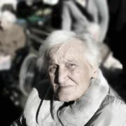 Alte Frau. Foto: Pixabay