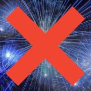An Silvester 2020/21 könnte in Teilen Bayreuths das Abfeuern von Silvesterfeuerwerk wieder verboten sein. Symbolfoto: Pixabay