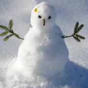 Ein kleiner Schneemann. Foto: Pixabay