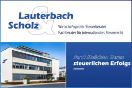 Lauterbach & Scholz Partnerschaft mbB