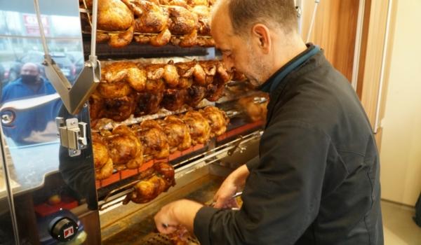 Die bt-Leser haben abgestimmt: Hier gibt es das beste Hähnchen in Bayreuth. Foto: Raphael Weiß