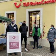 medi bayreuth unterstützt den Hospizverein Bayreuth. Foto: medi bayreuth