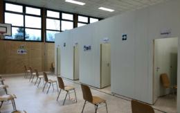 In Bayreuth gehen immer weniger Menschen zur Corona-Impfung - Rund 1.000 Termine wurden nicht vergeben. Archivfoto: Katharina Adler