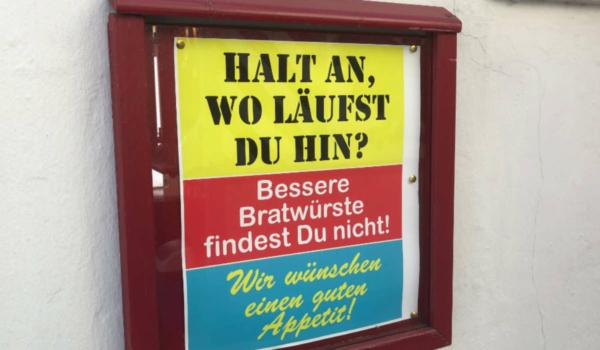 Die bt-Leser haben abgestimmt: Das ist der beste Imbiss in Bayreuth. Archivfoto: Susanne Monz