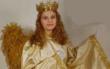 """""""Es war ein Jahr der Auf's und Ab's"""": Interview mit dem Bayreuther Christkind. Foto: privat"""