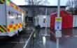 An Silvester unterstützt das BRK Pflegeeinrichtungen in Bayreuth bei Corona-Tests. Foto: BRK Bayreuth