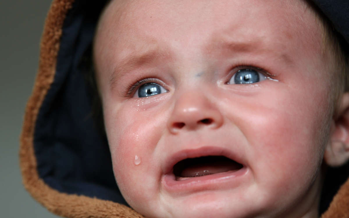 Ein Baby wurde in Nürnberg ins Gesicht geschlagen. Zuvor hatte der 33-Jährige eine Frau sexuell belästigt. Symbolfoto: Pexels