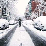 In ganz Bayreuth warnt der DWD vor Schnee, Glätte und Windböen. Symbolfoto: pixabay