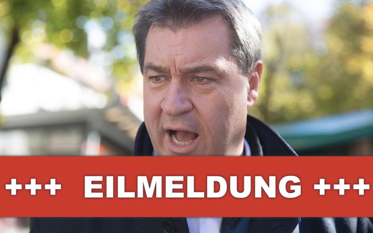 Aktuelle Coronavirus-News aus Bayern. Markus Söder hat Neuerungen bekanntgegeben. Symbolfoto: Pixabay / Montage: Redaktion