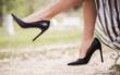 Eine Frau hat die Schuh-Bestellung ihrer Nachbarin einfach behalten. Symbolfoto: Pixabay