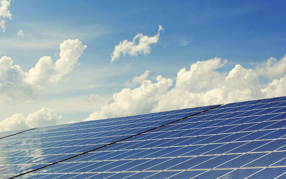 Eine Photovoltaikanlage. Foto: Pixabay