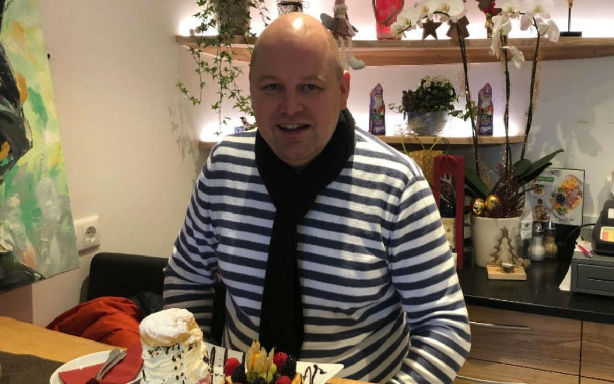 """""""Die Verrückten werden überleben"""", sagt Andreas Opel über die Auswirkungen der Corona-Krise auf die Gastronomie. Foto: Susanne Monz/Archiv"""